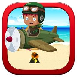 Beach Boom Soldier FREE - Grenade Prevention Challenge