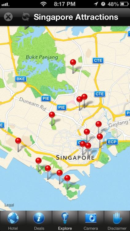 Singapore Hotels Booking screenshot-3