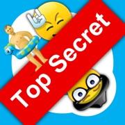 Secret Smileys for Skype - Hidden Emoticons for Skype Chat - Emoji
