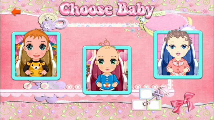 My New Baby Born Girl Game