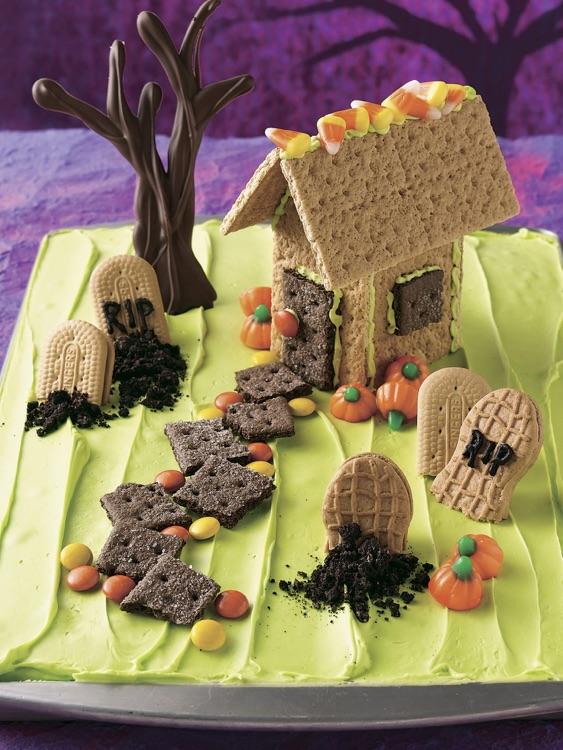 Halloween - TK Photo Cookbook for iPad screenshot-3