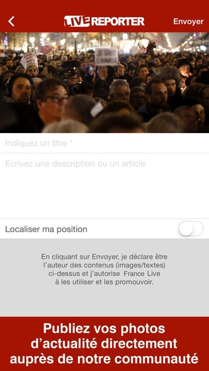 Rennes Live : toute l'actualité de Rennes screenshot-3