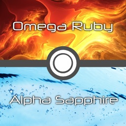 Pocket Guide for Pokemon Omega Ruby & Alpha Sapphire