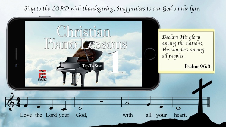 Christian Piano Lessons 1 screenshot-4