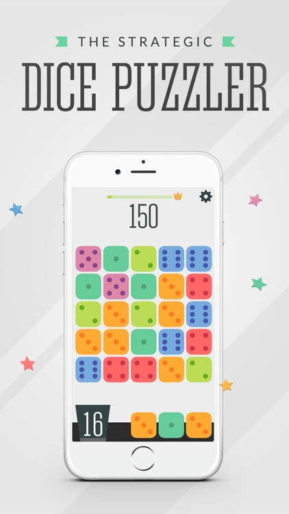 Dizy - The Vera&John Dice Puzzler screenshot-0