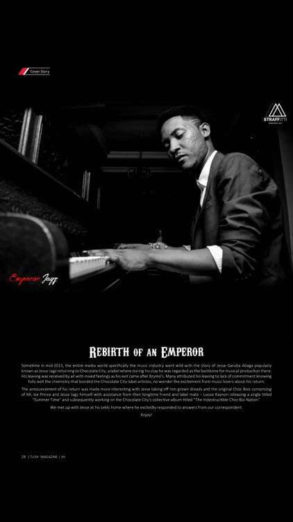 Tush Magazine screenshot-3