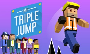 Mr Triple Jump 3D