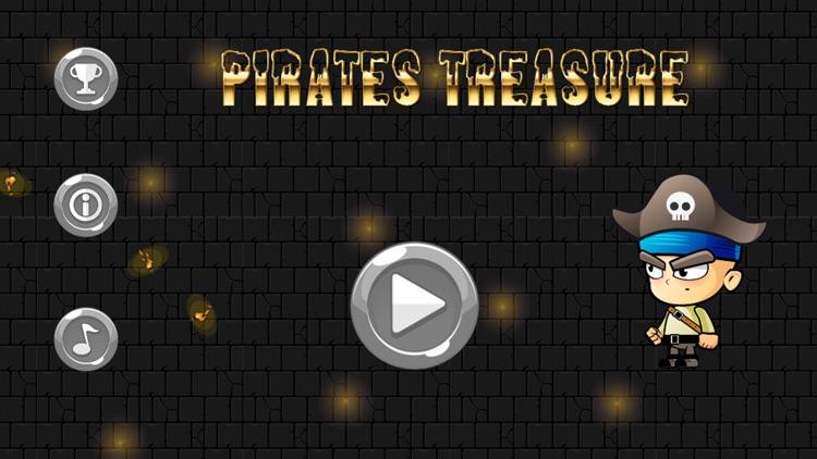 Pirate Dash Find Golden screenshot-3