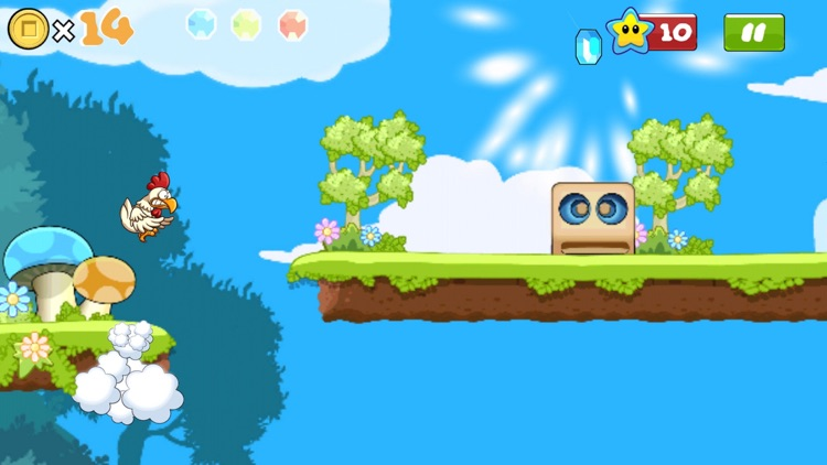 Mega Chick Run Adventure