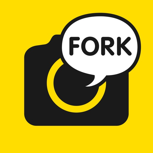 FORK: Make Your Life A Comic Book iOS App