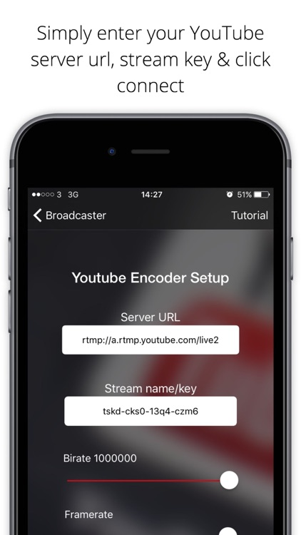 YT Streamer - Powerful Live Streaming Directly To YouTube