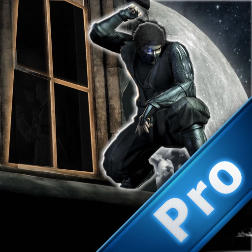 A Power Jump Pro - City In Amazing Ninja icon