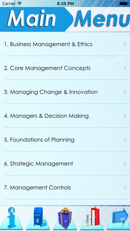 Business Administration & Leadership  - Best Practice, Notes & Quizzes screenshot-3