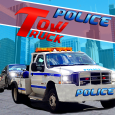 Activities of Police Tow Truck Chase Sim