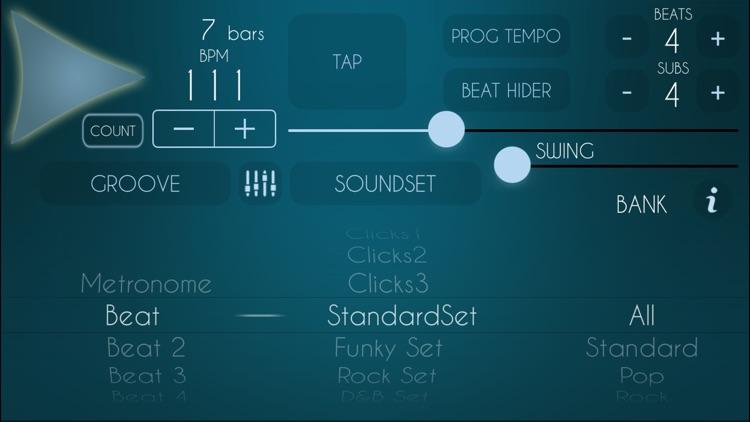 SuperMetronome Groovebox Pro - Drum Machine screenshot-0