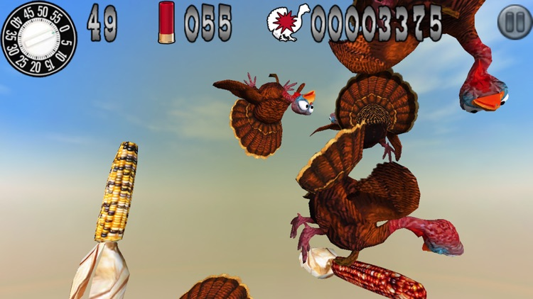 Jive Turkey Shoot screenshot-3
