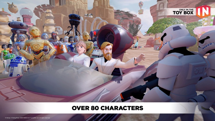 Disney Infinity: Toy Box 3.0 screenshot-4