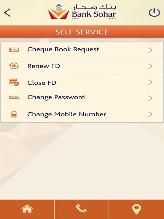 Bank Sohar Mobile Banking-ipad-2