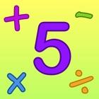 Kids Math Fun — Fifth Grade icon