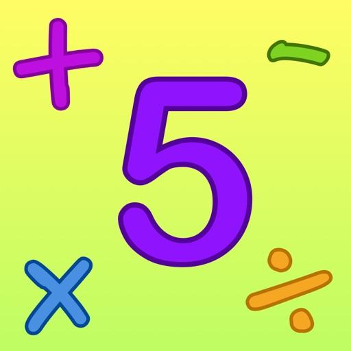 Kids Math Fun — Fifth Grade
