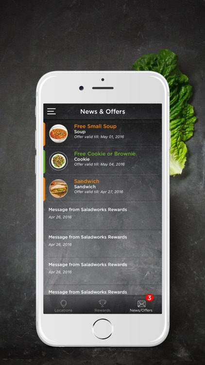 Saladworks screenshot-4