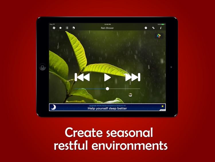 White Noise Ambience Seasons HD Lite