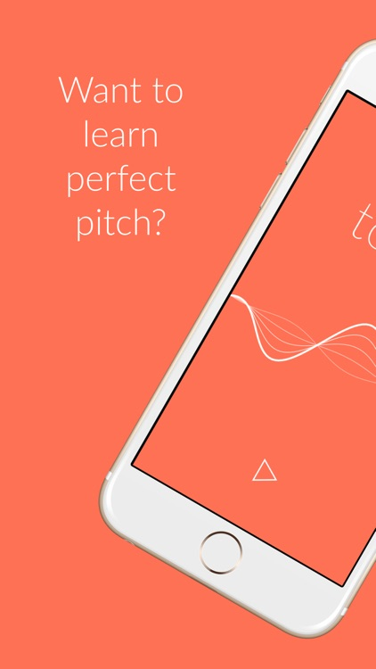 Tone - Perfect Pitch & Ear Training