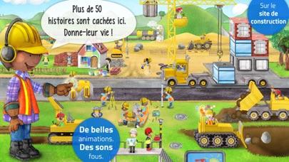 Screenshot #2 pour Tiny Builders - Camions, grues pour enfants