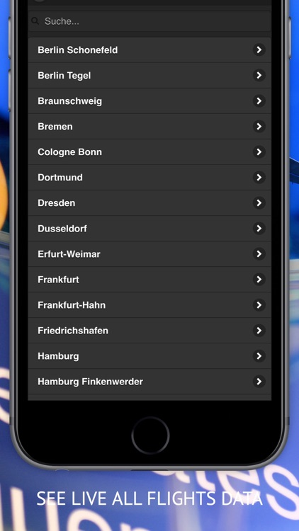 Air DE PRO : Flug tracker für Air Berlin, Condor, Germanwings, Lufthansa, TuiFly Airlines screenshot-3