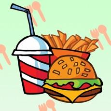 Activities of Kids Coloring Food