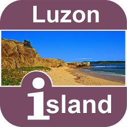 Luzon Island Offline Map Travel  Guide
