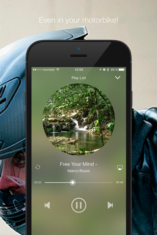 Bluetooth Hands Free Music Player over hfp and a2d - náhled