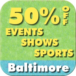 50% Off Baltimore Shows, Events, Attractions, & Sports Guide by Wonderiffic ®