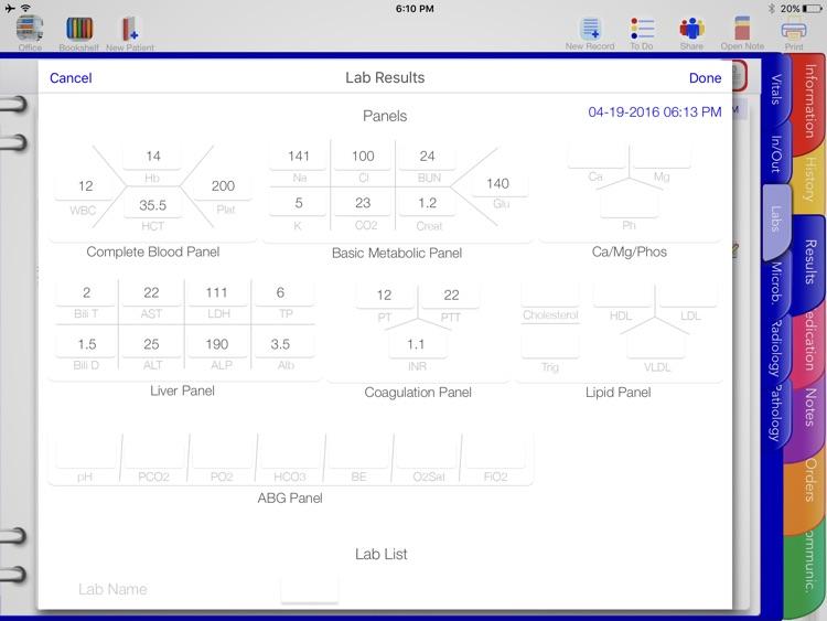 PatientRounds screenshot-3