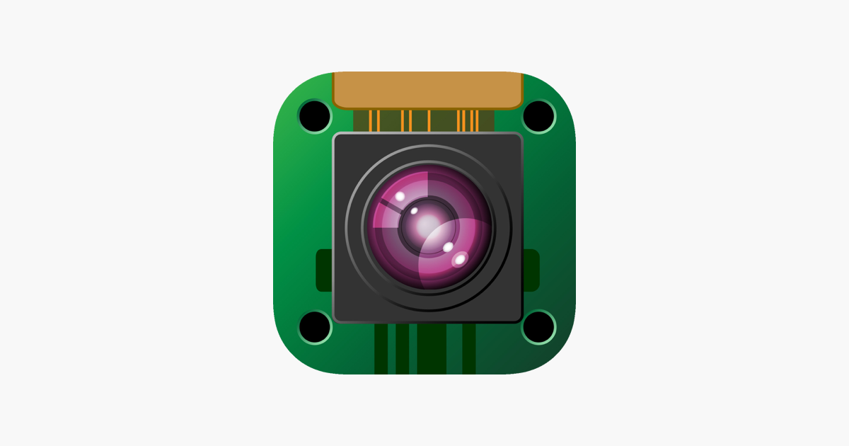 BerryCam | Take images with a Raspberry Pi camera on the App Store