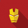 Wallpapers for The Iron Man Free HD + Filters and Emoji Comics Stickers