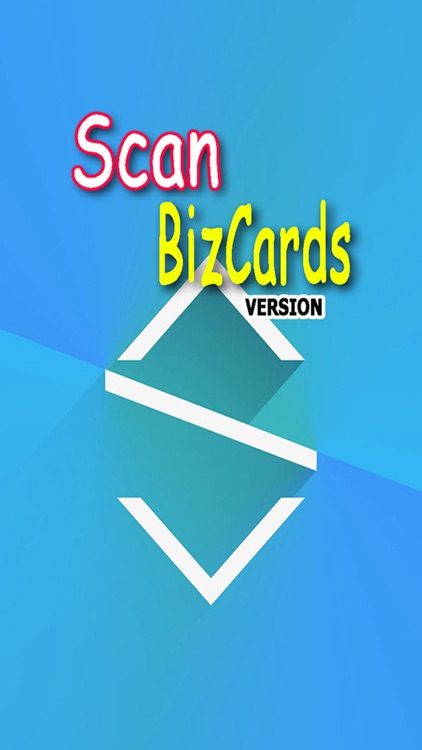 App Guide for ScanBizCards