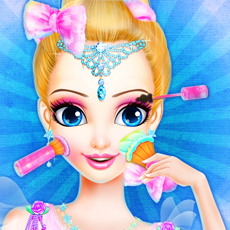 Activities of Princess Make Up Salon - Ice Queen Style