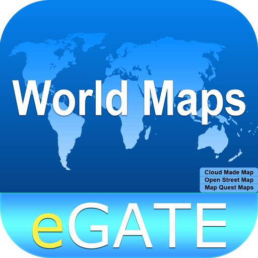 Live Maps of the World