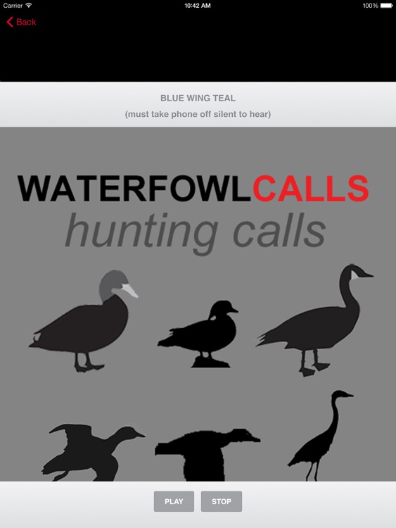 Waterfowl Hunting Calls LITE- The Ultimate Waterfowl Hunting Calls App For Ducks, Geese and Sandhill Cranes
