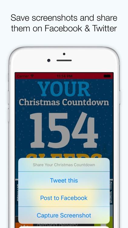Your Christmas Countdown screenshot-3