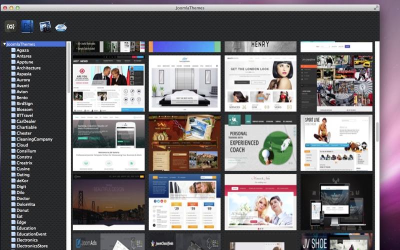 JoomlaThemes screenshot 1