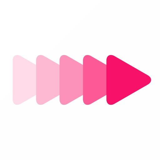 スローモーションビデオ‐YouTubeとInstagramのスローモーションビデオスピードエディター