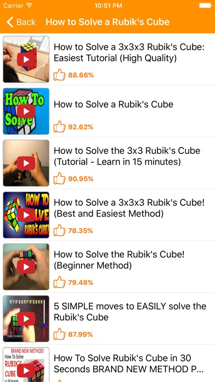 How To Solve A Rubik's Cube screenshot-4