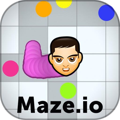 Maze.io - Snakes in a Maze!!