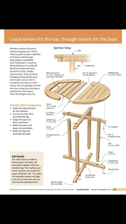 Woodcraft Magazine screenshot-4