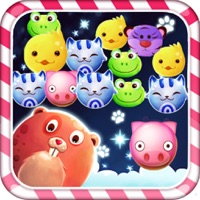 Cute Pet Fun ManiA-Easy match 3 game for everyday Free