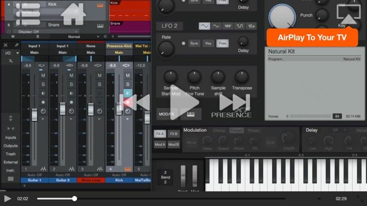 Beginner's Guide For Studio One 3 screenshot-3
