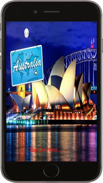 Australia Travel - Map Navigation & Transport