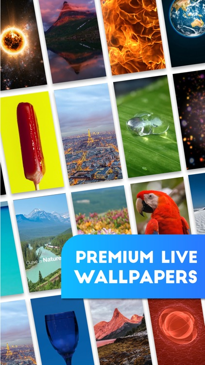 Live Wallpapers Pro - Animated Themes & Backgrounds for iPhone 6S , 6S plus & iPhone SE screenshot-0